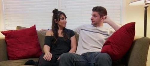 Cody and Danielle on 'Married at First Sight.' [Image via Youtube/ Lifetime]