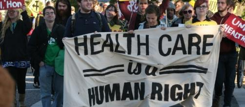 Health Care Justice March (United Workers Flickr)