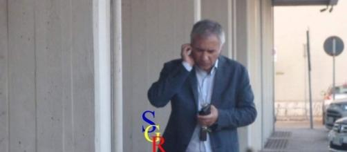 Il direttore spoetivo del Lecce.