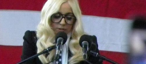 : Lady Gaga in Maine, Portland, | Kurt Fletcher| Wikimedia
