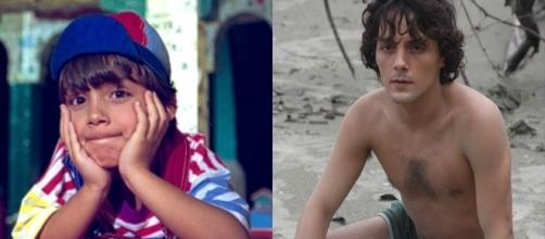 Muitos deles cresceram e mudaram totalmente