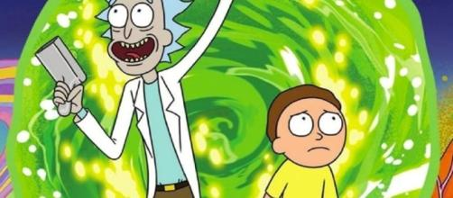 Rick and Morty' Season 3 Cancelled is False, Dan Harmon and Justin - Adult Swim screenshot