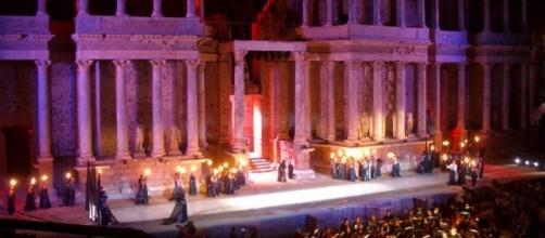 Se celebra la 57 edición del Festival de Teatro Clásico de Mérida ... - elrincondeltrotamundos.com