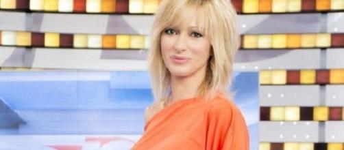 Susanna Griso, presentadora de Espejo Público.