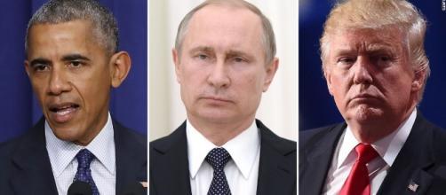 Trump accusa Obama di non aver fatto abbastanza contro Putin