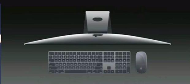 Apple unveils iMac Pro at WWDC : Image credit |CNET News| Youtube