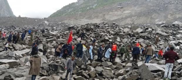 Chine. 141 disparus dans un énorme glissement de terrain - Monde ... - letelegramme.fr