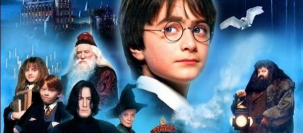 Copertina primo film di Harry Potter - lastampa.it