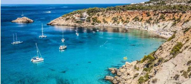 La splendida isola spagnola di Ibiza
