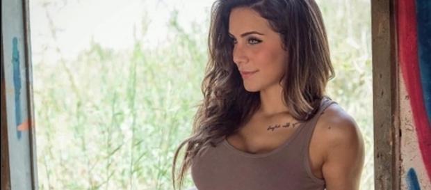 Modelo fitness israelense bomba no Brasil (Via: Instagram)