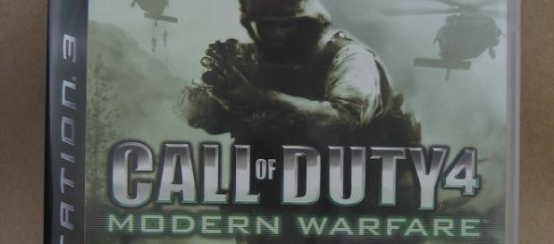 Call of Duty Modern Warefare. Image credit Percy| Flickr.