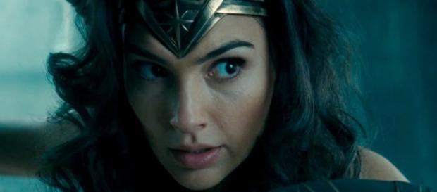 Wonder Woman in her recent film