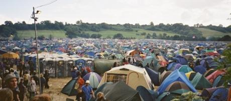 """2018 is a scheduled """"fallow year"""" for the Glastonbury Festival / Ross Huggett, Flicker CC BY-SA 2.0"""