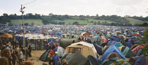 "2018 is a scheduled ""fallow year"" for the Glastonbury Festival / Ross Huggett, Flicker CC BY-SA 2.0"