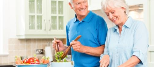 'Anorexia of aging' and the elderly