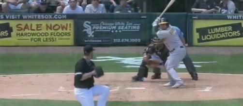 Baretta is ready to hit, Youtube, MLB channel https://www.youtube.com/watch?v=wHOfPjcjNYE