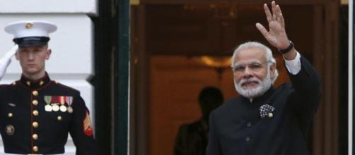 Donald Trump offers to host Narendra Modi to talk about anti-terrorism in Asia - hindustantimes.com