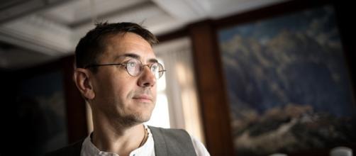 Entrevista de Jorge Javier Vázquez en la que hubo mucha tensión
