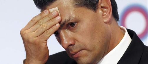 Filtran foto de Peña tras enterarse de fuga de 'El Chapo' - Diario ... - laprensa.hn