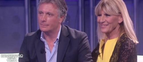 Gemma Galgani e Giorgio Manetti a Pomeriggio 5.