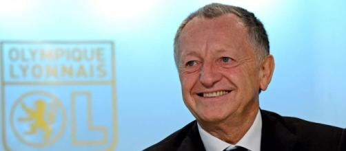"Michel Aulas tacle les ""Rosbifs"" - europe1.fr"