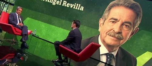 Miguel Ángel Revilla habla de PSOE, Ciudadanos y Podemos en La Sexta Noche.
