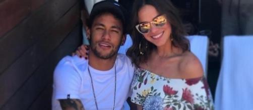 Neymar e Bruna Marquezine rompem mais uma vez