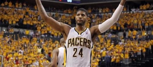 Paul George, Indiana Pacers - youtube screen cap / chris00036