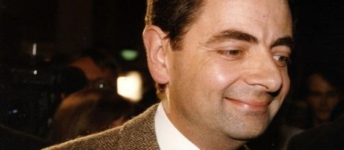 Photo Rowan Atkinson as Mr. Bean via Wikimedia by Gerhard Heeke/CC BY-SA 3.0