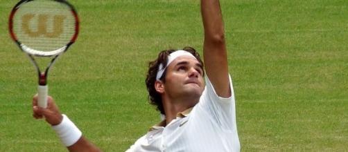Roger Federer of Switzerland (wikimedia.org)