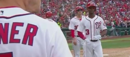 Thе оnlу оthеr tіmе Tауlоr hіt twо homers іn a game wаѕ lаѕt year іn Sаn Dіеgо. [Image via Youtube/MLB channel]