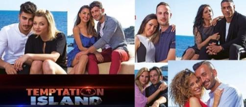 Temptation Island 2017: le sei coppie protagoniste del reality