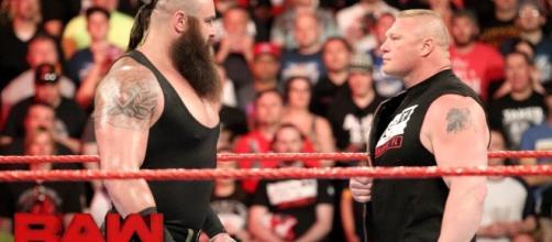 WWE, Brock Lesnar - youtube screen capture / WWE