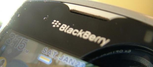 A new touchscreen BlackBerry smartphone is in the pipeline/Photo via Ian Lamont, Flickr