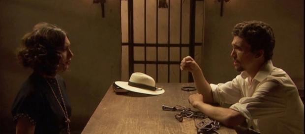 Il Segreto, Elias vuole uccidere Camila