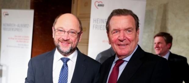 Klartext, Herr Schröder!: Gerhard Schröder im Gespräch | Münchner ... - br.de