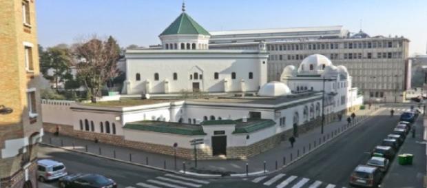 Photographie de la Grande Mosquée de Paris