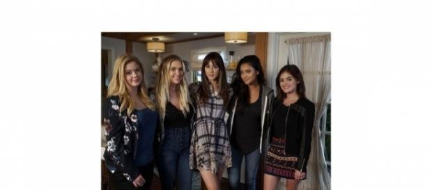 Pretty Little Liars saison 7 : les filles auraient une fin heureuse ?