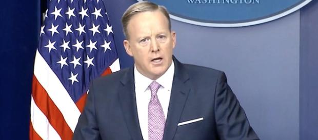 Sean Spicer: Source Flick Creative Commons