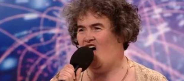 Susan Boyle é atacada - Imagem/Google