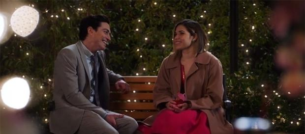 """There may or may not be a romantic ending in sight for Amy and Jonah when """"Superstore"""" returns for its third season this September. (YouTube/NBC)"""