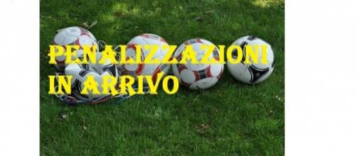 Altre penalizzazioni in arrivo in Lega Pro.