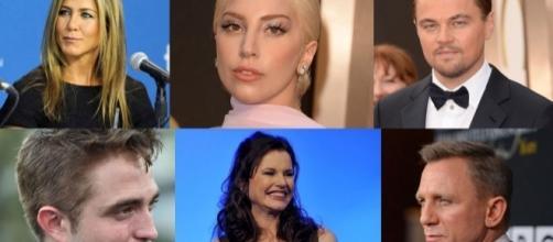 Artistas famosos e suas curiosidades (Foto: Reprodução/ Montagem)