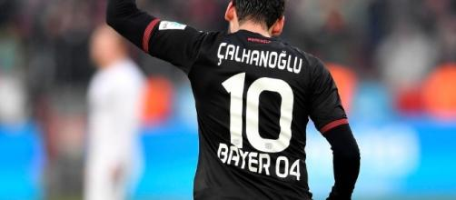 Bayer Leverkusen star and Chelsea target Hakan Calhanoglu given ... - thesun.co.uk