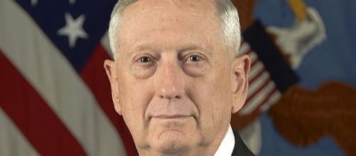 Defense Secretary James Mattis under pressure as the deadline for the transgender policy nears. (Wikimedia/Monica King)