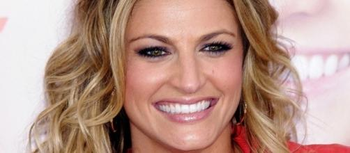 """""""DWTS"""" host Erin Andrews ties the knot with former NHL player Jarret Stoll. (Wikimedia/David Shankbone)"""