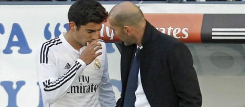 Enzo Zidane, conseillé par son père Zinédine Zidane, va rejoindre Alavés cet été
