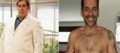 Famosos que perderam muito peso e mudaram sua imagem. ( Foto: Reprodução)