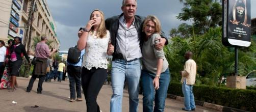 George Cross hero who saved 200 from Kenya bloodbath speaks for ... - thesun.co.uk