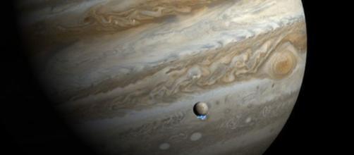 Gli scienziati non hanno escluso possibili forme di vita sul satellite di Giove